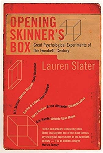 Opening Skinners Box.  Great Psychological Experiments Of The 20th Century cover